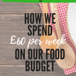 How to Eat well on £60 a Week for a Family of Four – Healthy Recipes & Food Budgeting made easy!