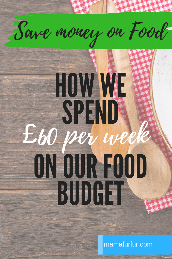How we spend £60 per week on our family of four meal plan and shopping - Budgeting for Beginners & Debt Free