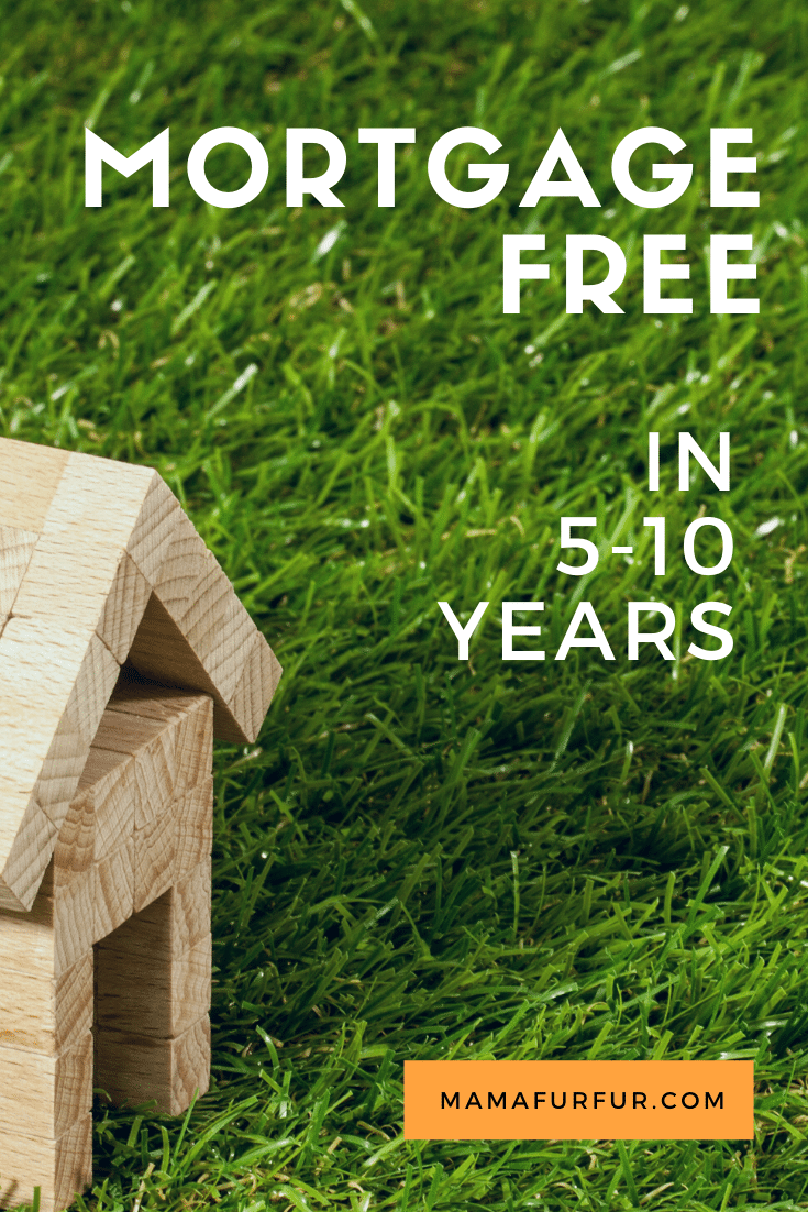 How to be MORTGAGE FREE in 5-10 YEARS regardless of your Income or Budget