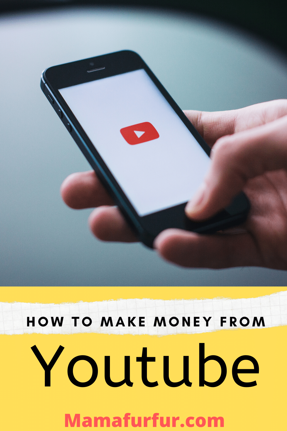 How to make money from Youtube UK - Side Hustle Incomes