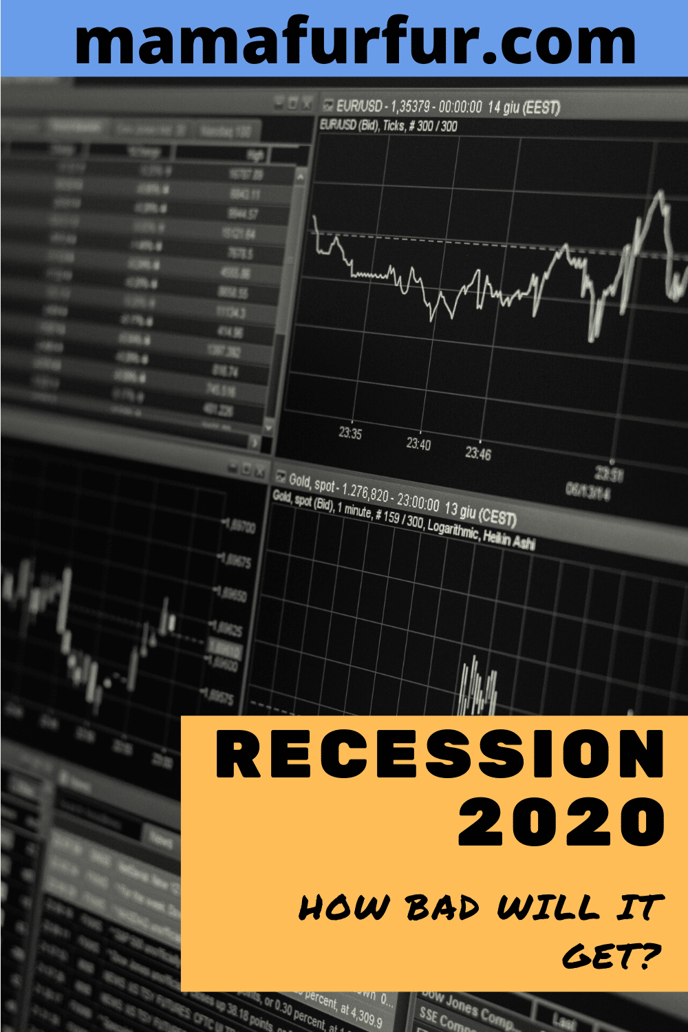Recession 2020 - How BAD will it get? How to prepare for a Recession this year