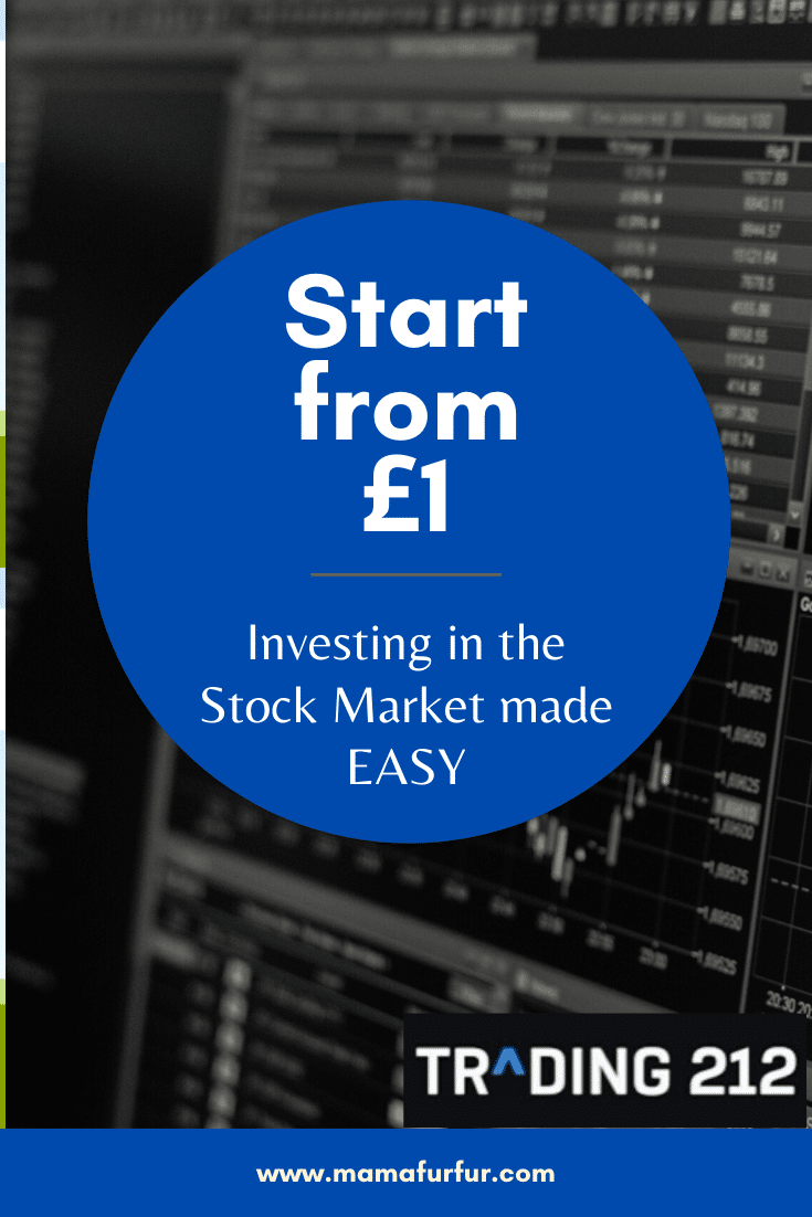 How to open an Investment Account from £1 using Trading212 - Investing in the UK made Simple