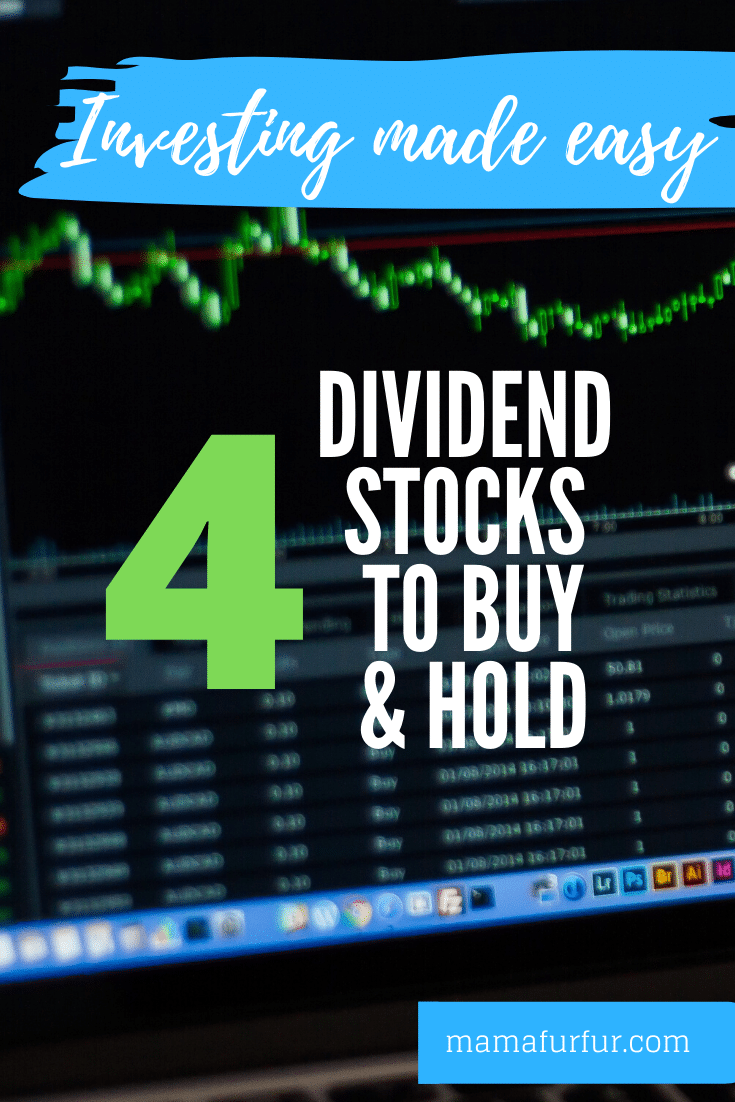 4 Dividend Stocks to Buy and Hold in 2020 - Investing for Beginners