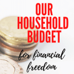May 2020 Budget with Me – Our family's actual budget and savings shared